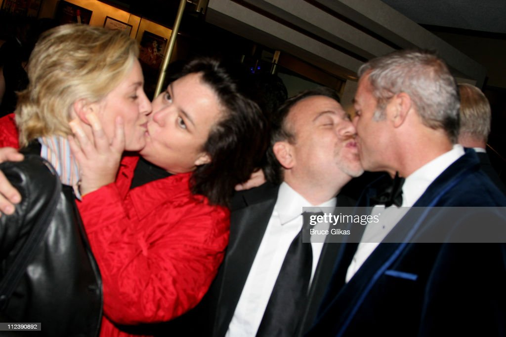 """""""La Cage Aux Folles"""" Broadway Opening Night"""