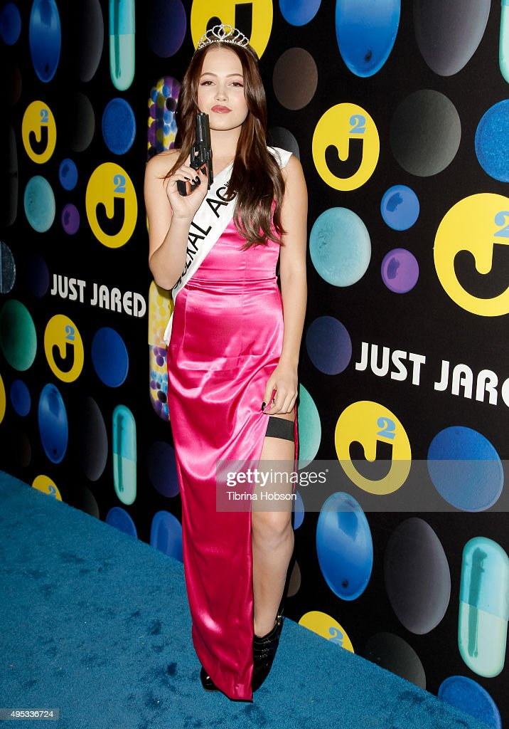 Just Jared Halloween Party - Arrivals