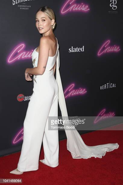 Kelli Berglund attends the Los Angeles Premiere Of Cruise at ArcLight Hollywood on September 26 2018 in Hollywood California