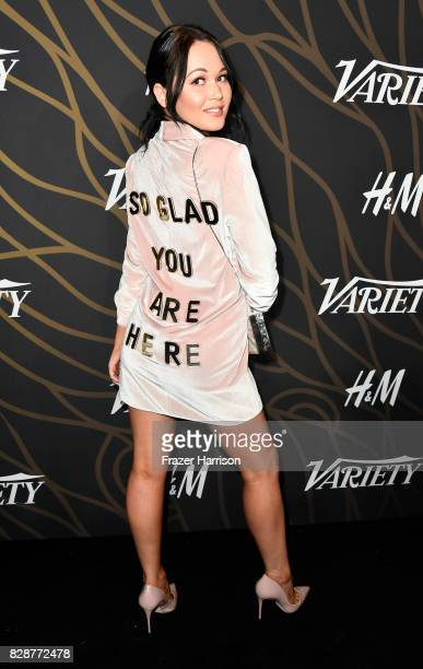 Kelli Berglund attends Variety Power Of Young Hollywood at TAO Hollywood on August 8 2017 in Los Angeles California