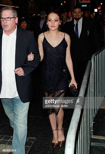 Kelli Berglund is seen on February 02 2015 in Los Angeles California