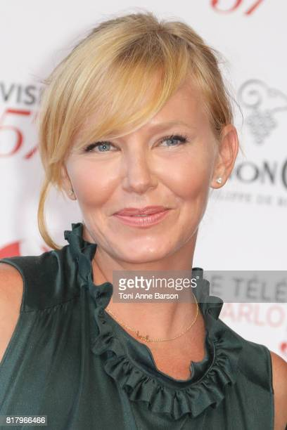Kelli Giddish arrives at the Opening Ceremony of the 57th Monte Carlo TV Festival and World premier of Absentia Serie on June 16 2017 in MonteCarlo...
