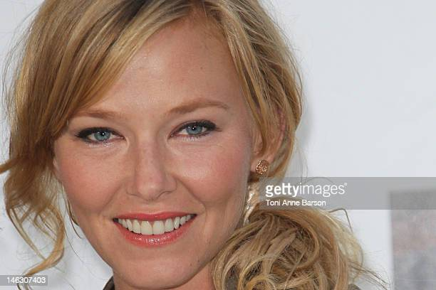 Kelli Giddish attends the Dick Wolf party during the 52nd Monte Carlo TV Festival on June 12 2012 in MonteCarlo Monaco