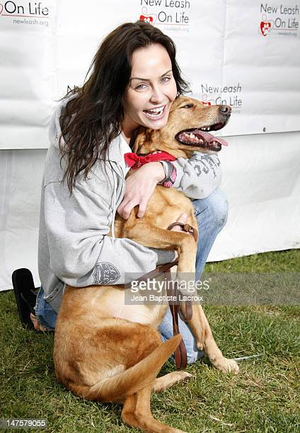 "Kelli McCarty during 6th Annual ""Nuts For Mutts"" Dog Show and Pet Fair 2007 at Pierce College in Woodland Hills, California, United States."