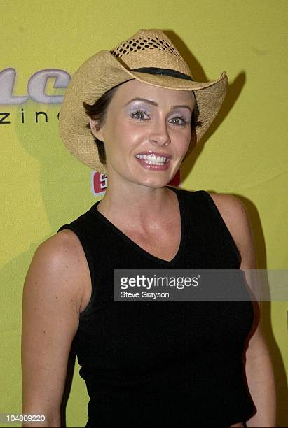 Kelli McCarty during Buzzine Magazine Launch Party at Deep Club in Hollywood, California, United States.