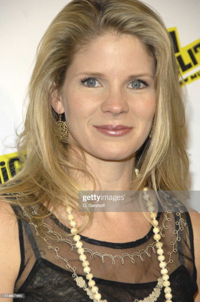 Kelli O'Hara during 'High Fidelity' Broadway Opening - December 7th, 2006 at Imperial Theatre in New York City, New York, United States.