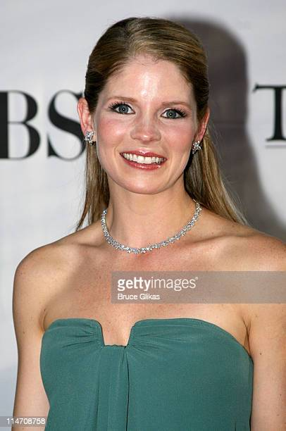 Kelli O'Hara nominee for Best Performance by a Leading Actress for The Pajama Game