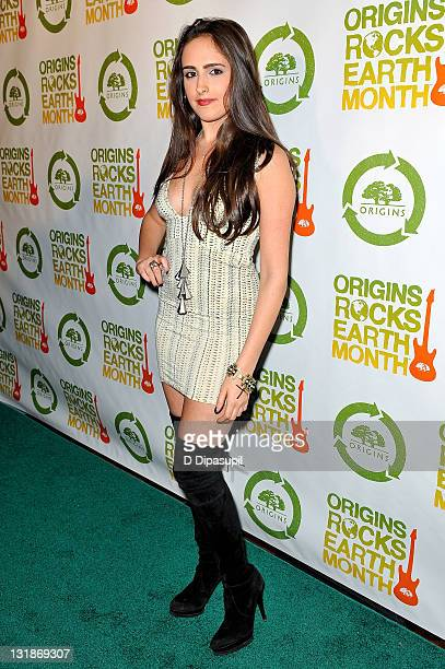 Kelli Tomashoff attends the 2nd annual Origins Rocks Earth Month concert at Webster Hall on April 20 2011 in New York City