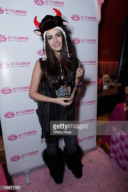 Kelli Tomashoff attends The House of Hype LIVEstyle Lounge Day Event at Ciscero Restaurant on January 23 2011 in Park City Utah