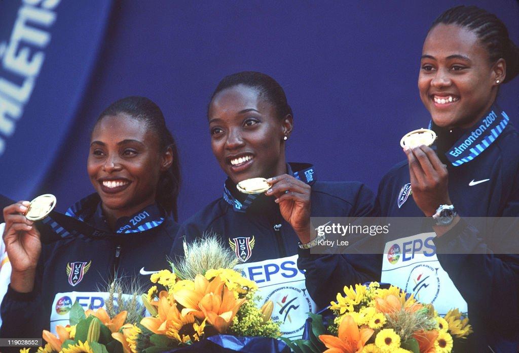 2001 IAAF World Championships in Athletics