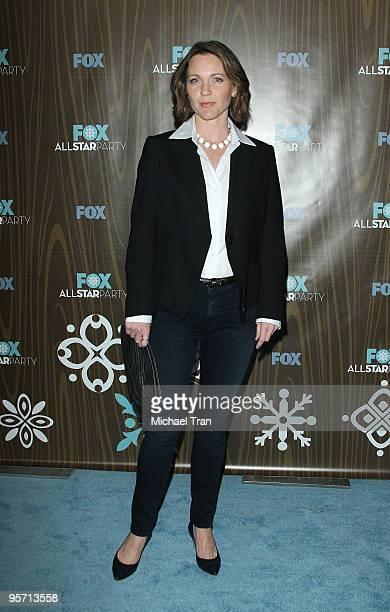 Kelli Williams arrives to the FOX 2010 AllStar Party held at Villa Sorisso on January 11 2010 in Pasadena California