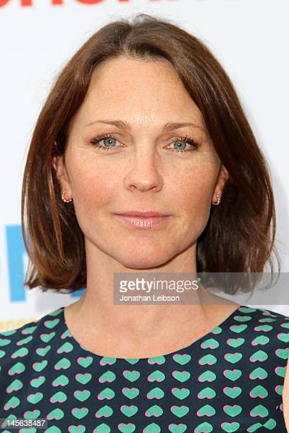 Kelli Williams attends the 5th Annual Dealing For Duchenne Celebrity Charity Poker Tournament at Sony Pictures Studios on June 2, 2012 in Culver...