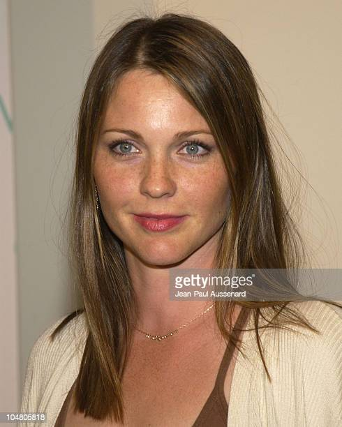 Kelli Williams during 2002 Women In Film Crystal Lucy Awards at Century Plaza Hotel in Century City California United States