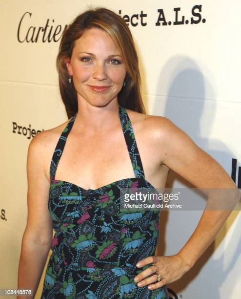 Kelli Williams during 5th Annual Project ALS Benefit Gala Honoring Ben Stiller Red Carpet at Westin in Los Angeles California United States