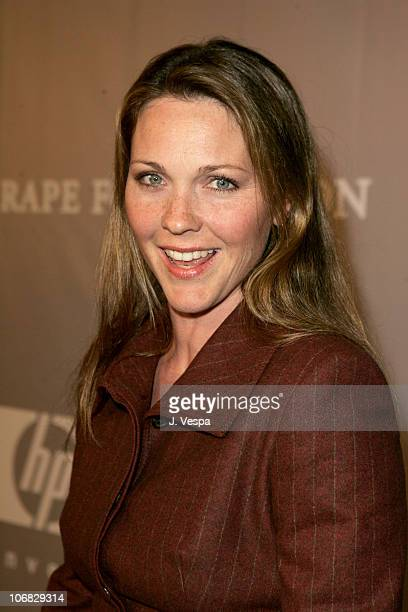 Kelli Williams during Barneys New York Hosts Proenza Schouler Fashion Show to Benefit the Rape Foundation CoSponsered by HewlettPackard Red Carpet at...