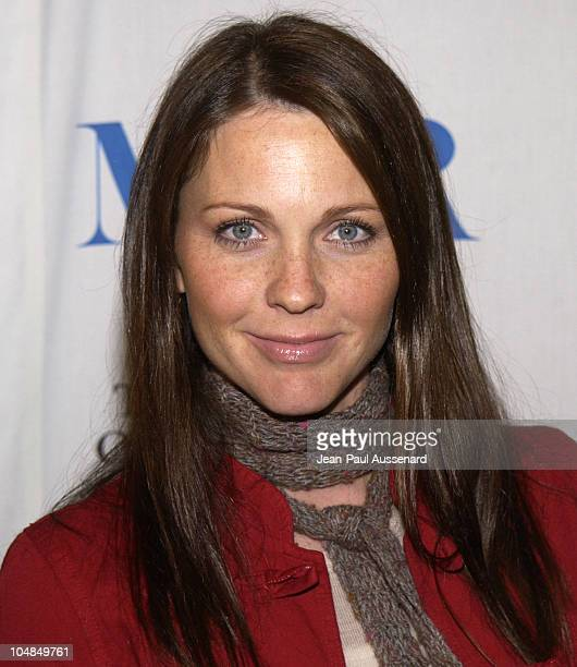 Kelli Williams during The Practice Screening and Seminar at Museum of Television Radio in Beverly Hills California United States