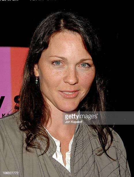 Kelli Williams during The TV Set Los Angeles Premiere Arrivals at Crest Theater in Los Angeles California United States