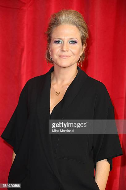 Kellie Bright attends the British Soap Awards 2016 at Hackney Empire on May 28 2016 in London England