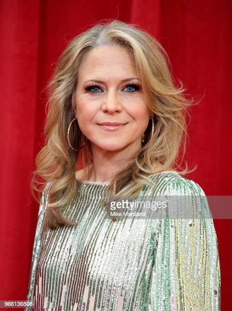 Kellie Bright attends the British Soap Awards 2018 at Hackney Empire on June 2 2018 in London England