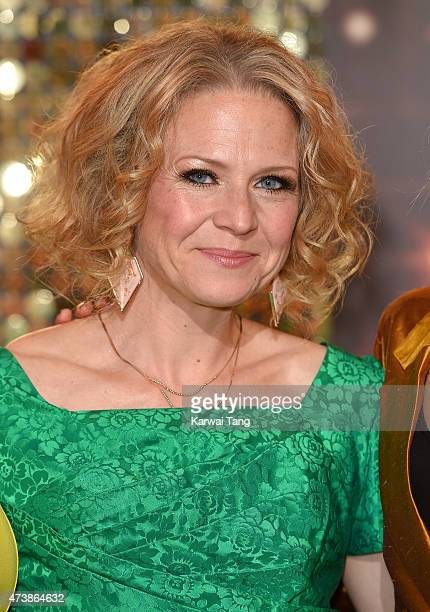 Kellie Bright attends the British Soap Awards at Manchester Palace Theatre on May 16 2015 in Manchester England