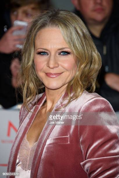Kellie Bright attends the National Television Awards 2018 at The O2 Arena on January 23 2018 in London England