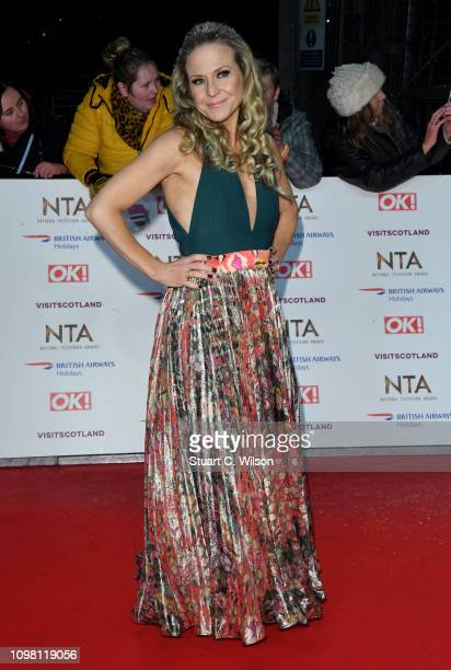 Kellie Bright attends the National Television Awards held at the O2 Arena on January 22 2019 in London England