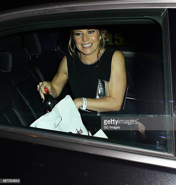 Kellie Bright attends the TV Choice Awards on September 7 2015 in London England