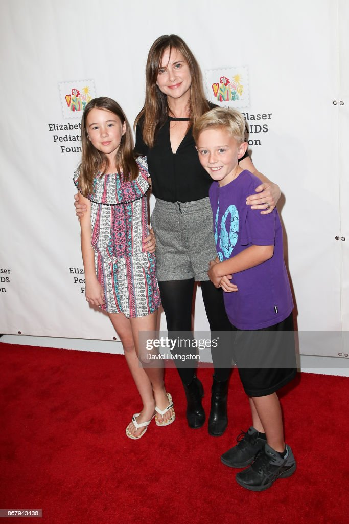 "Elizabeth Glaser Pediatric AIDS Foundation's 28th Annual ""A Time For Heroes"" Family Festival - Arrivals"