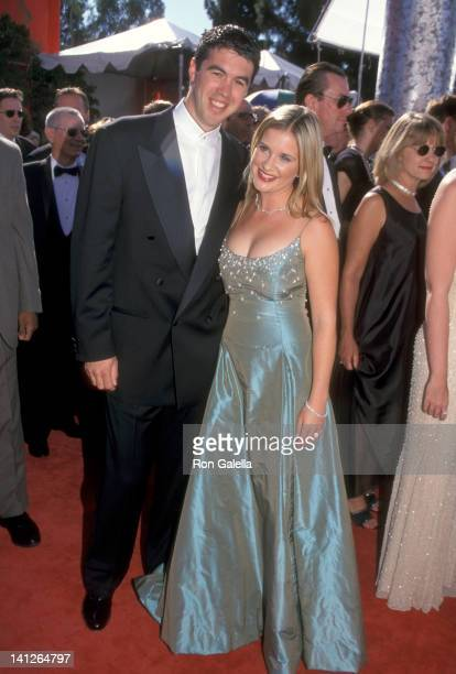 Kellie Martin and Keith Christian at the 51st Annual Primetime Emmy Awards Shrine Auditorium Los Angeles