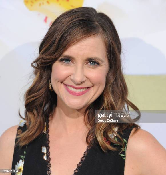 Kellie Martin arrives at the 2017 Summer TCA Tour Hallmark Channel And Hallmark Movies And Mysteries at a private residence on July 27 2017 in...