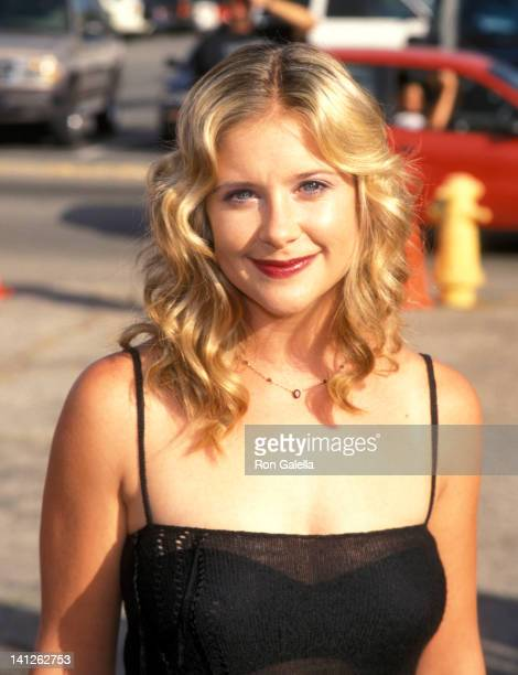 Kellie Martin at the 1st Annual Teen Choice Awards The Barker Hangar at Santa Monica Air Center Santa Monica