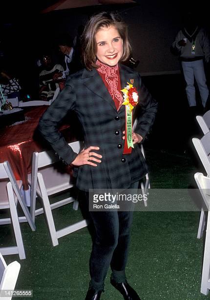 Kellie Martin at the 61st Annual Hollywood Christmas Parade Green RoomKTLA Studios Hollywood