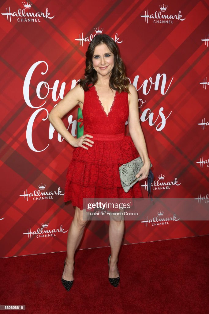 "Hallmark Channel's Countdown To Christmas Celebration And VIP Screening Of ""Christmas At Holly Lodge"""