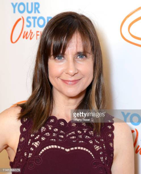 Kellie Martin attends the Lupus LA 2019 Orange Ball at the Beverly Wilshire Hotel on May 4 2019 in Beverly Hills California
