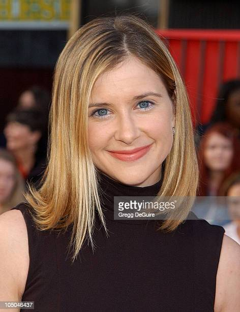 Kellie Martin during ABC's 50th Anniversary Celebration at The Pantages Theater in Hollywood California United States