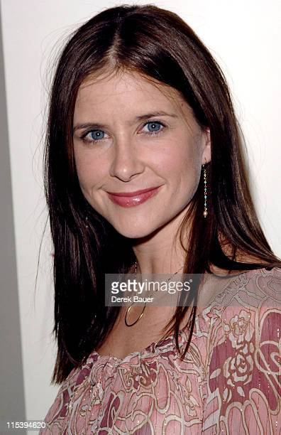 Kellie Martin during Women in Film and Hallmark Channel Honor Dr Maya Angelou at Academy of Motion Picture Arts and Sciences in Hollywood California...