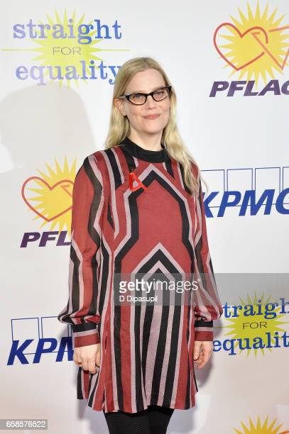Kellie Overbey attends the ninth annual PFLAG National Straight for Equality Awards Gala on March 27, 2017 in New York City.