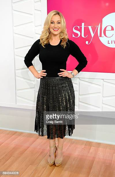 Kellie Pickler appears on Amazon's Style Code Live on August 22 2016 in New York City