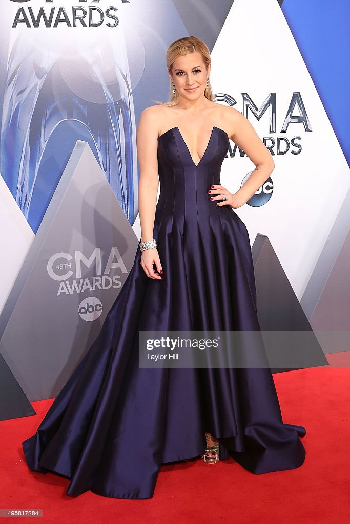49th Annual CMA Awards - Arrivals : News Photo
