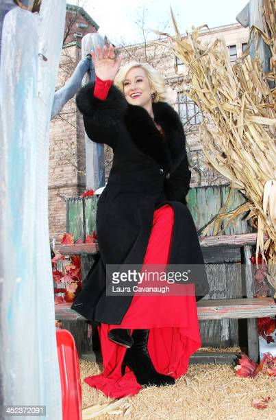 Kellie Pickler attends the 87th Annual Macy's Thanksgiving Day Parade on November 28 2013 in New York City