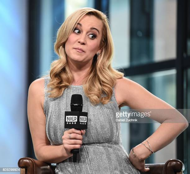 Kellie Pickler attends the Build Series to discuss her show 'I Love Kellie Pickler' at Build Studio on August 1 2017 in New York City