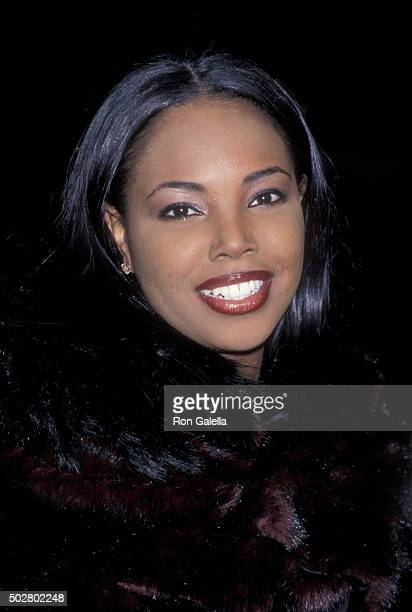 Kellie Shanygne Williams attends the premiere of Next Friday on January 11 2000 at the Cinerama Dome Theater in Hollywood California