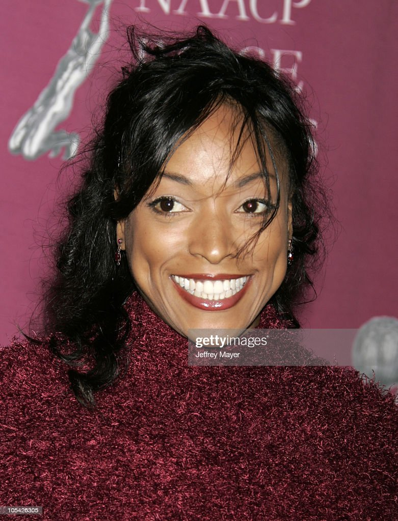 Kellita Smith during The 36th Annual NAACP Image Awards - Arrivals at Dorothy Chandler Pavilion in Los Angeles, California, United States.