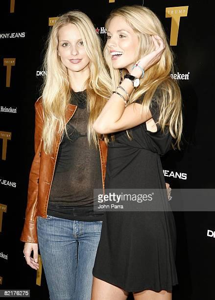 Kelly Aldridge and Sabrina Aldridge *EXCLUSIVE*