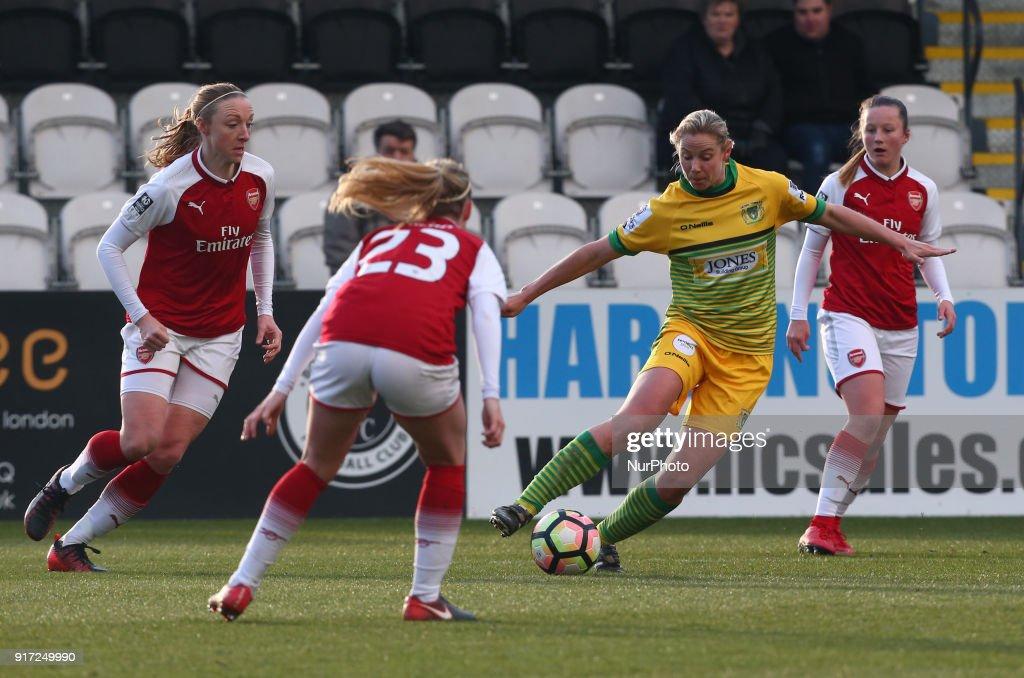 Arsenal v Yeovil Town Ladies - Women's Super League 1 : News Photo