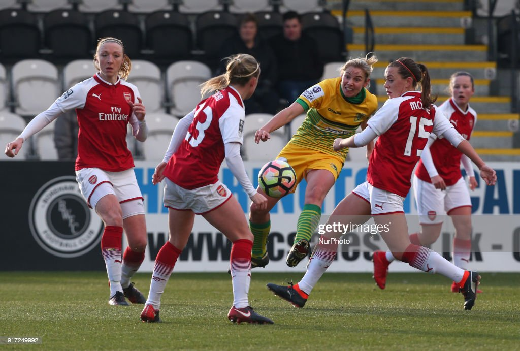 Arsenal v Yeovil Town Ladies - Women's Super League 1 : News Photo