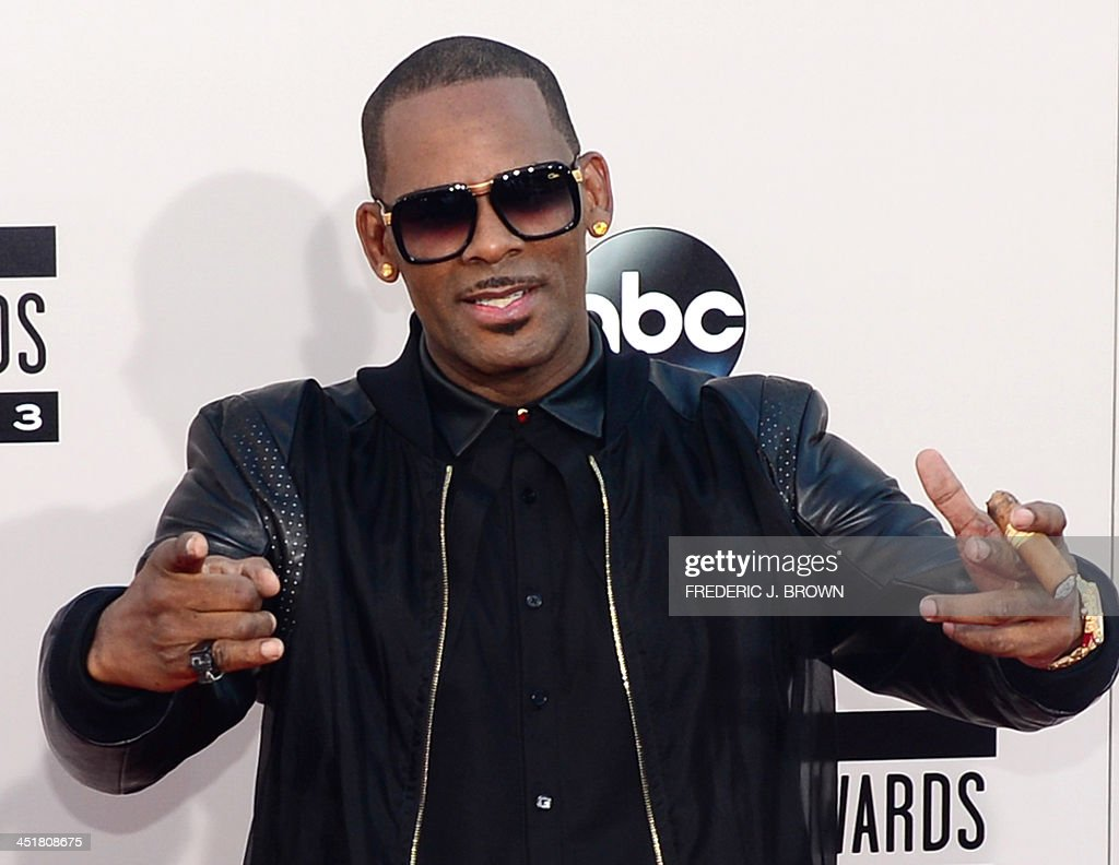 US-ENTERTAINMENT-MUSIC-AMERICAN MUSIC AWARDS-ARRIVALS : News Photo