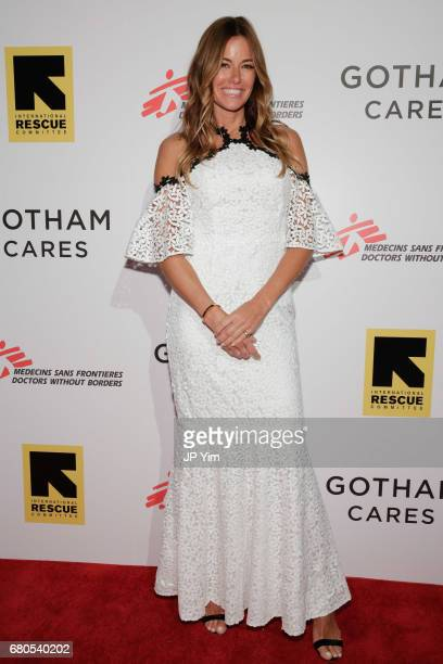 Kelly Bensimon attends Gotham Cares Gala Fundraiser For The Syrian Refugee Crisis In Support of Medecin Sans Frontieres and The International Rescue...