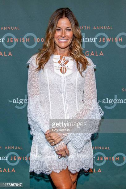 Kelly Bensimon attends the 6th Annual Algemeiner J100 Gala at Gotham Hall on September 26 2019 in New York City