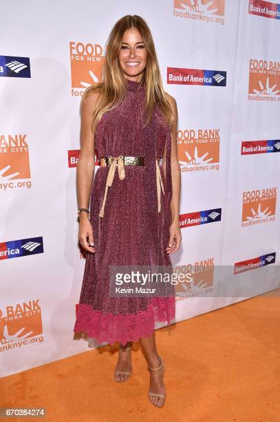 Kelly Bensimon attends the Food Bank for New York City CanDo Awards Dinner 2017 on April 19 2017 in New York City